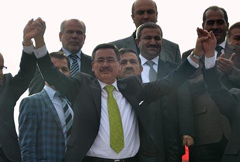 Image result for erdoğan ve gökçek
