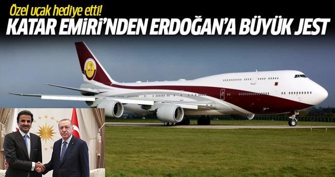 ef6cf038cc719 Katar Halkı, Erdoğan'a Hediye Edilen Uçağın Karşılığında Türkiye'den Ne  Alındığını Merak Ediyor: