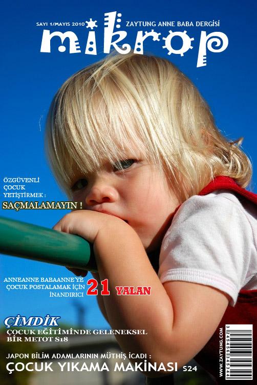 Anne babalar icin yeni bir dergi